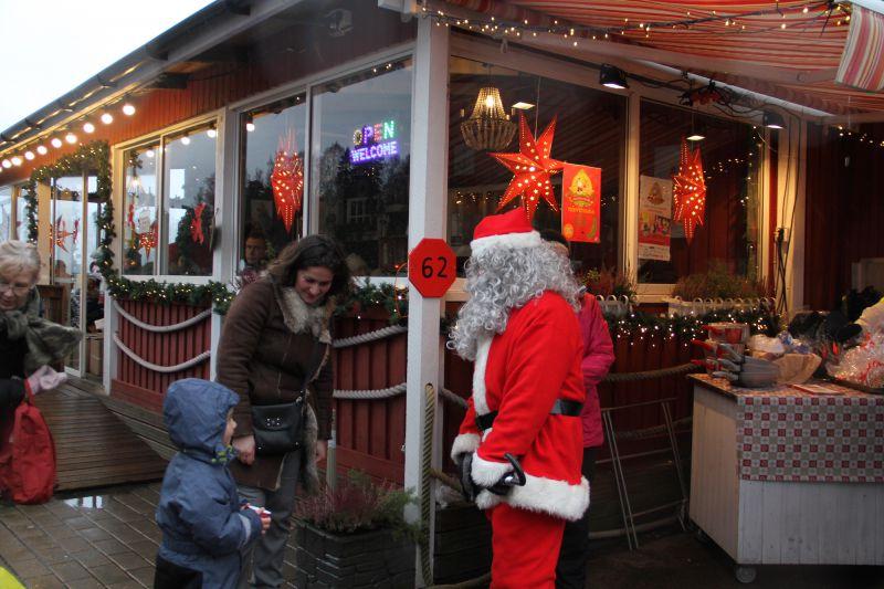 Vuosaaren Joulupolkujen valmistelutyöt täydessä vauhdissa