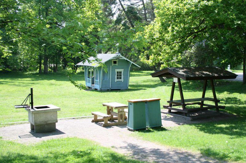 Suomen suosituin leirintäalue sijaitsee Vuosaaressa