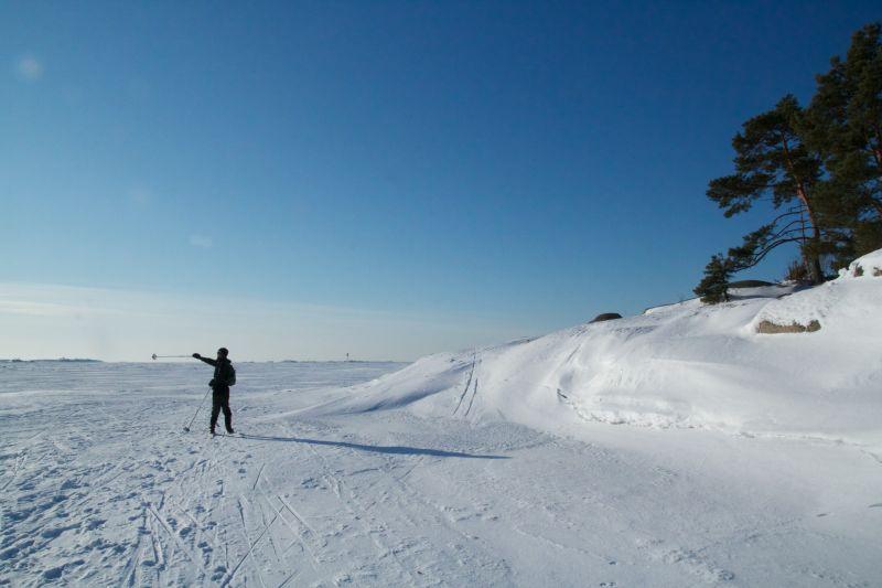 Vinkkejä hiihtolomaviikolle Vuosaaressa